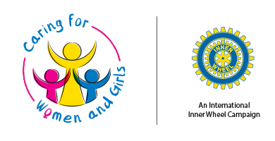 Caring for Women and Girls  logo
