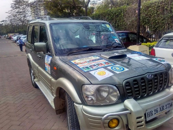 Mission on wheels – an All women car drive supported by Inner Wheel