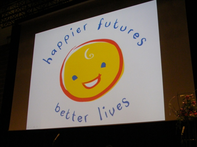 Closing Ceremony, Happier Futures Better Lives