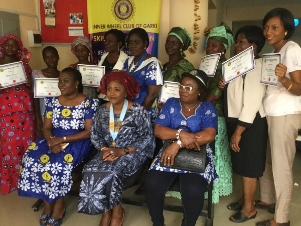 skill acquisition training for indigent persons