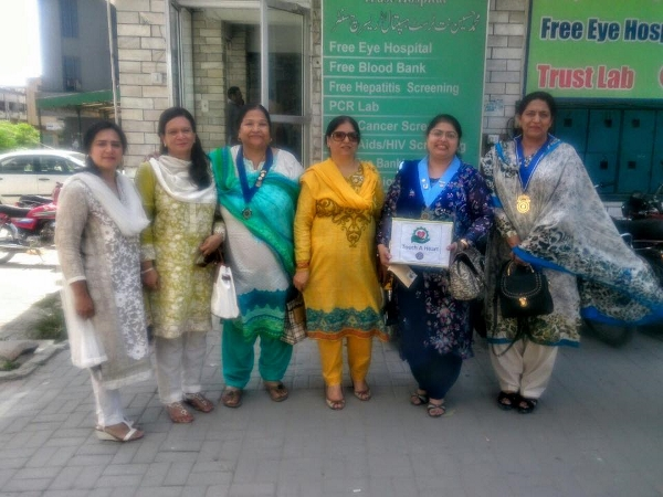3rd Day of Kindness, D342, Pakistan