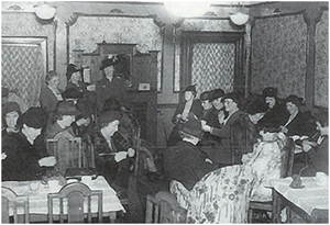 Inner Wheel Meeting in 1924