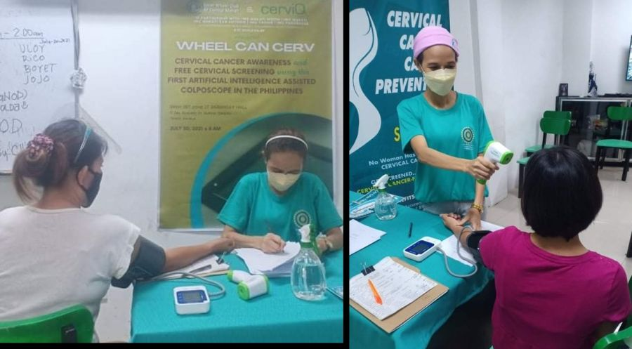 CERVIQ SUPPORTS IWC CENTRAL MAKATI CERVICAL CANCER AWARENESS CAMPAIGN 3